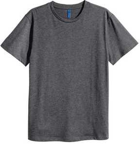 H&M Crew-neck T-shirt