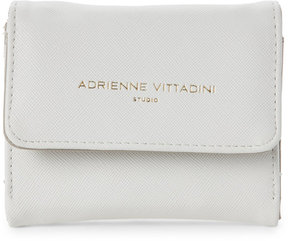 adrienne vittadini White Coin Purse