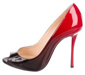 Christian Louboutin Yootish 100 Pumps