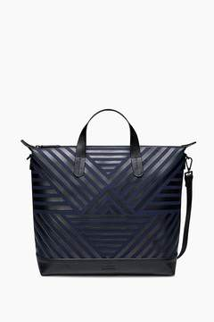 Rebecca Minkoff Zip Top Tote - NATURAL - STYLE