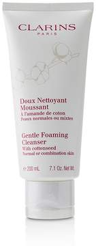 Clarins Gentle Foaming Cleanser with Cottonseed - Normal or Combination Skin (Limited Edition)