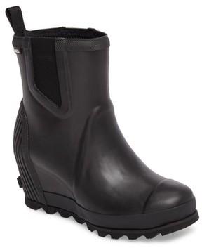 Sorel Women's Joan Of Arctic(TM) Wedge Chelsea Rain Boot