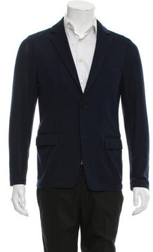 TOMORROWLAND Two-Button Deconstructed Blazer