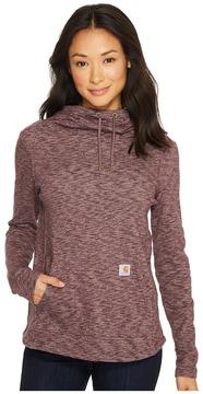 Carhartt Newberry Cowl Hoodie Women's Sweatshirt
