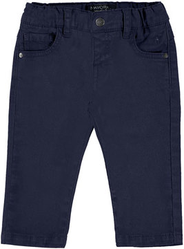 Mayoral 5-Pocket Twill Trousers, Size 6-36 Months
