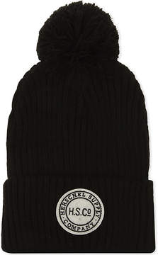 Herschel Sepp knitted bobble beanie
