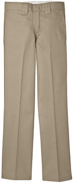 Dickies Slim Straight Leg Twill Pants - Boys 8-20