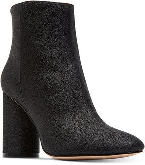 Katy Perry Mayari Glitter Booties Women's Shoes