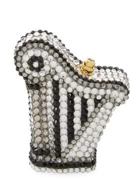 Judith Leiber Women's Harp Pillbox