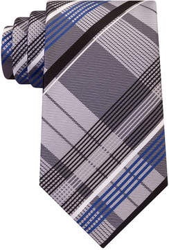 Geoffrey Beene Men's Under the Sun Plaid Tie