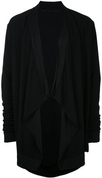 Julius draped cardigan