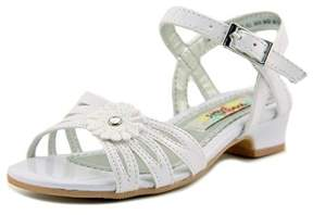 Rachel Lil Corinne Toddler Us 9 White Sandals.