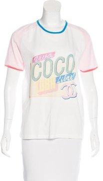 Chanel 2017 Coco Cuba T-Shirt