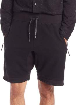 Madison Supply Men's Double-Layer Knit Shorts