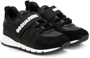 DSQUARED2 D2 strap sneakers