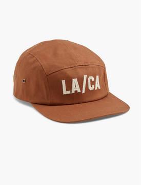 Lucky Brand LA/CA 5 PANEL HAT