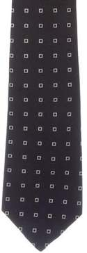 Ralph Lauren Black Label Patterned Silk Tie
