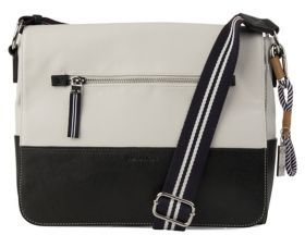 Nautica Plain Sailing Messenger Crossbody Bag