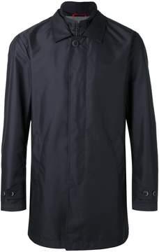Fay double collar coat