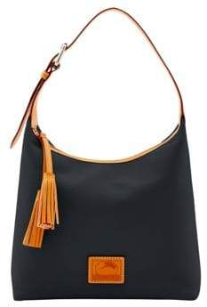 Dooney & Bourke Patterson Leather Paige Hobo - MARINE - STYLE