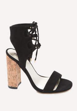 Bebe Poppi Lace Up Sandals