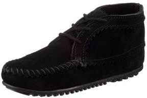 Minnetonka Women's Suede Ankle Boot.