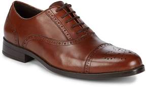 Saks Fifth Avenue Men's Leather Peforated Dress Shoes