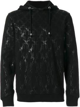 Just Cavalli printed hoodie