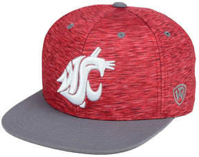 Top of the World Washington State Cougars Energy 2-Tone Snapback Cap