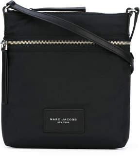 Marc Jacobs top zip messenger bag - BLACK - STYLE