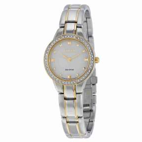 Citizen Silhouette Crystal Eco-Drive Ladies Watch EX1364-59A