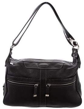 Tod's Grained Leather Miky Bag