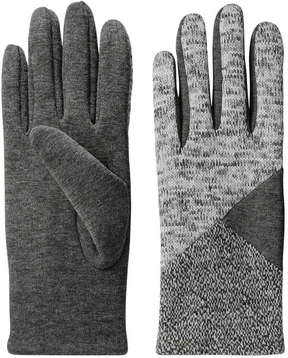 Joe Fresh Women's Tweed Gloves, Grey (Size O/S)