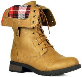 Refresh Terra Foldover Cuff Boot