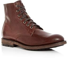 Frye Men's Bowery Pebbled Leather Boots