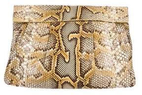 Nancy Gonzalez Snakeskin Crossbody Bag