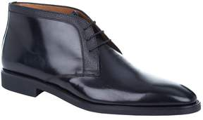 Stemar Leather Chukka Boot