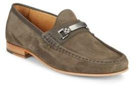 Vince Camuto Miguel Suede Bit Loafers