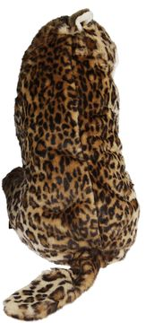 Dolce & Gabbana Leopard Shaped Backpack - MULTICOLOR - STYLE
