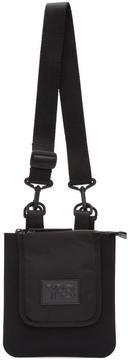 Y-3 Black Reporter Bag