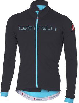 Castelli Fondo Full-Zip Long-Sleeve Jersey