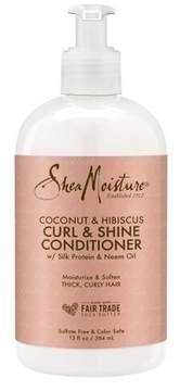 SheaMoisture® Coconut & Hibiscus Conditioner- 13oz
