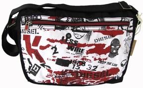 Diesel Brand Road 4 Freedom Cross Body Messenger Bag New