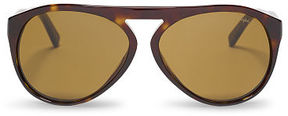 Ralph Lauren Large Keyhole Sunglasses