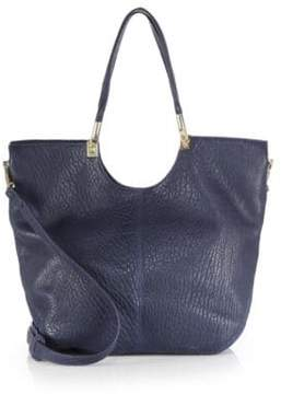 Elizabeth and James Cynnie Leather Convertible Tote