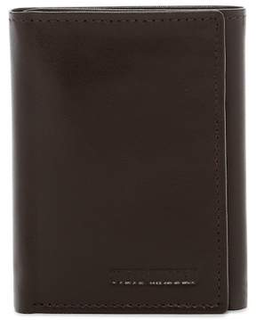 Steve Madden Glove Leather Tri-fold Wallet