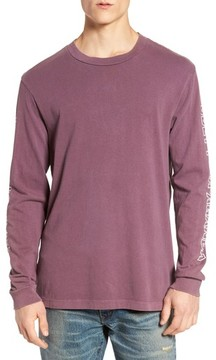 Obey Men's Rough Draft Long Sleeve T-Shirt