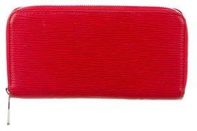 Louis Vuitton Epi Zippy Wallet - RED - STYLE