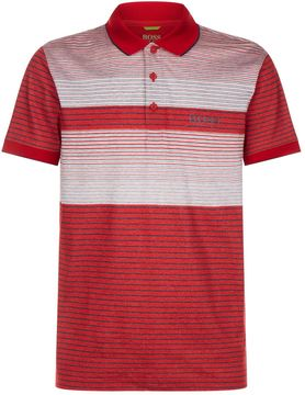 BOSS GREEN Paddy Pro Stripe Polo Shirt