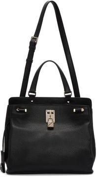 Valentino Black Garavani Medium Piper Bag